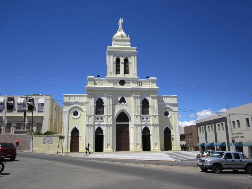 Igreja Matriz de Santo Antônio a Garanhuns