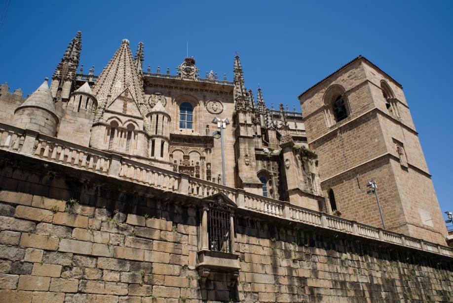 Catedral de Santa Maria da Plasencia em Cáceres