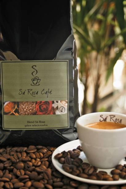 Cafeteria Sá Rosa, anexo ao Hotel Estalagem do Café