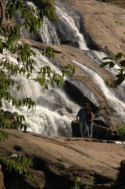 Cachoeira das antas