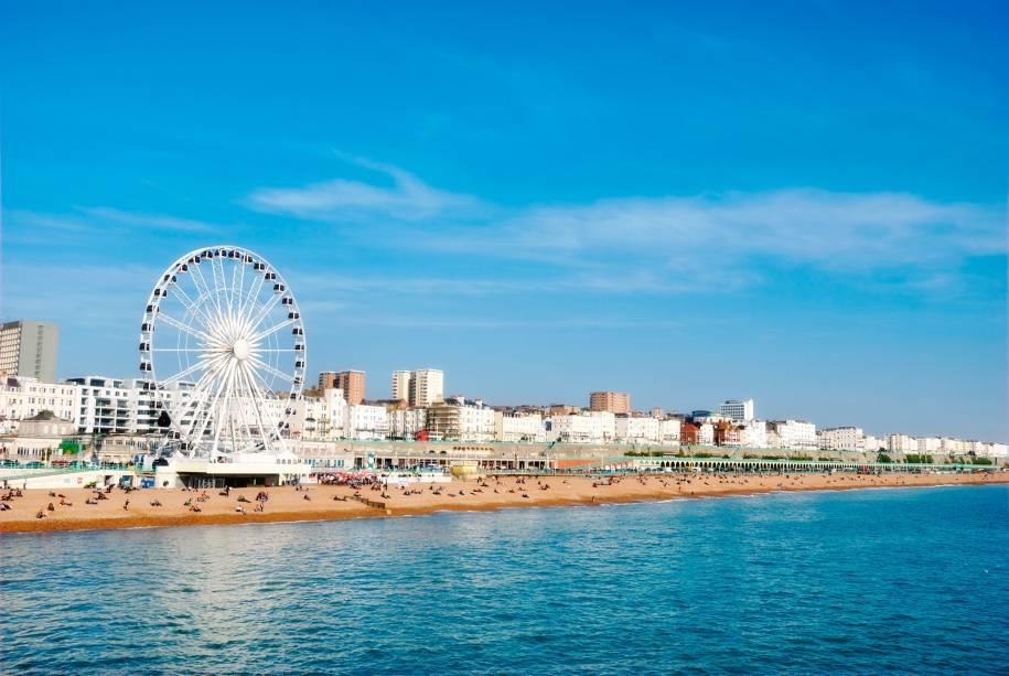 Orla marítima de Brighton