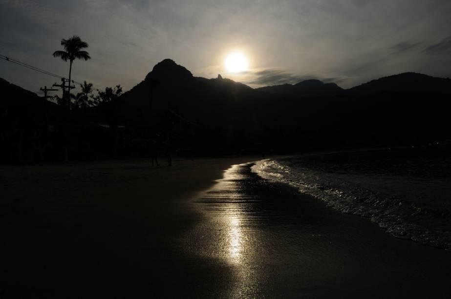 Ilha Grande é a maior das ilhas da baía de Angra dos Reis