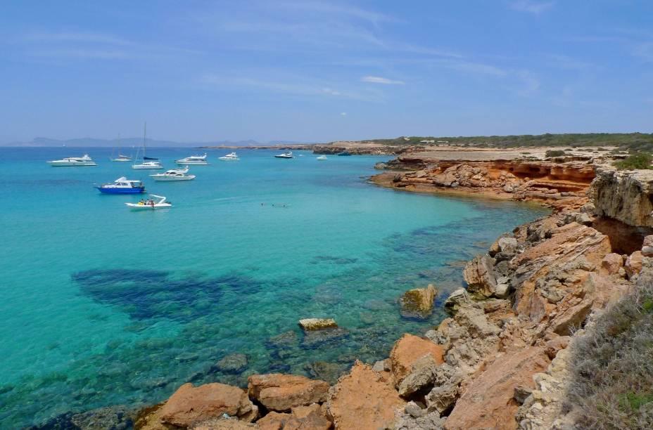 Formentera é uma alternativa tranquila para a agitação de Ibiza