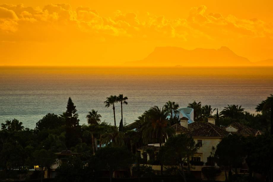 Marbella tem temperaturas amenas o ano todo