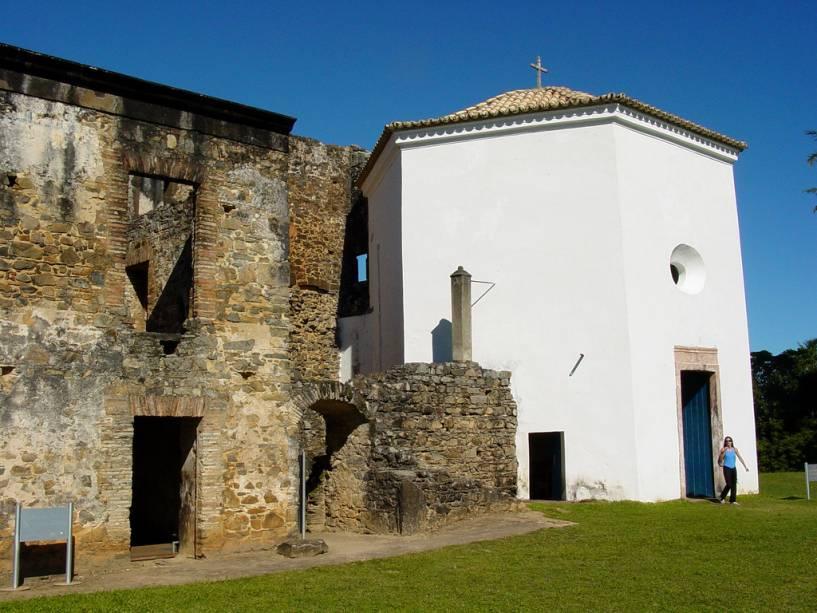 Ruínas do castelo de Garcia dÁvila