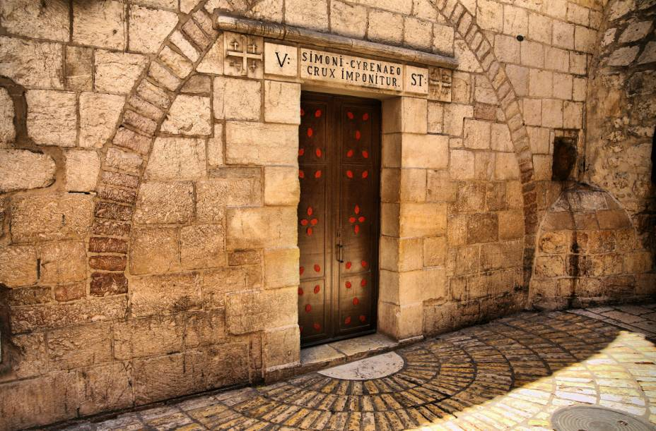 Sobre Dolorosa em Jerusalém