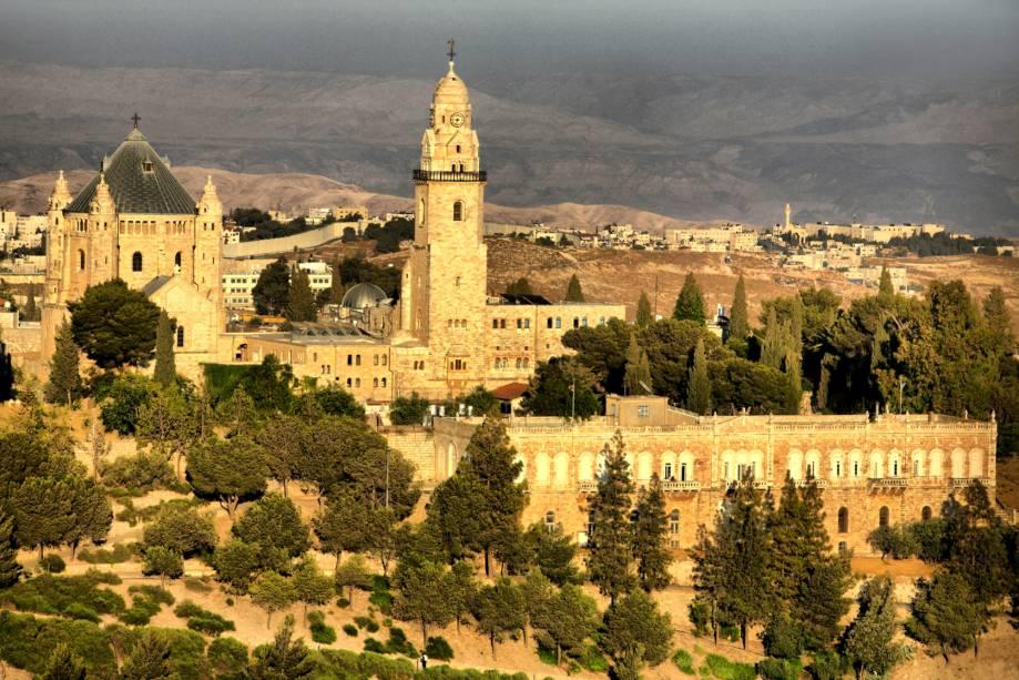 Monte Sião, Jerusalém