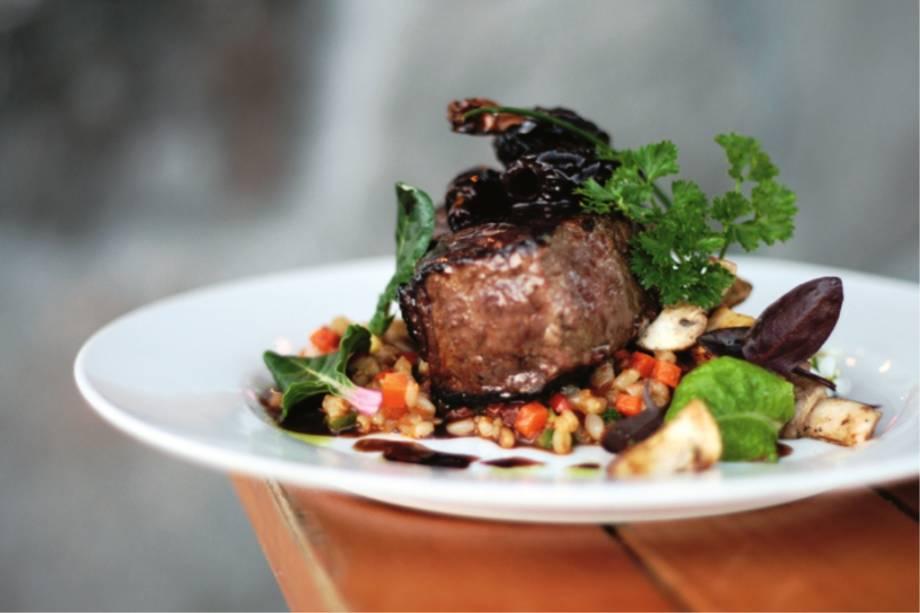 Corralco tem boa gastronomia com chefs treinados internacionalmente