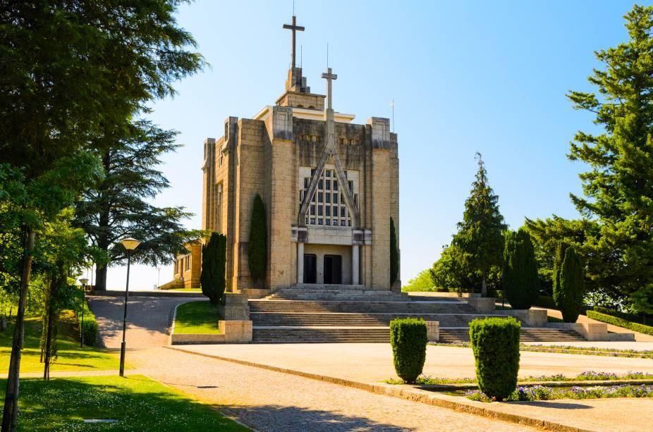 Igreja do Monte Santa Catarina em Guimarães