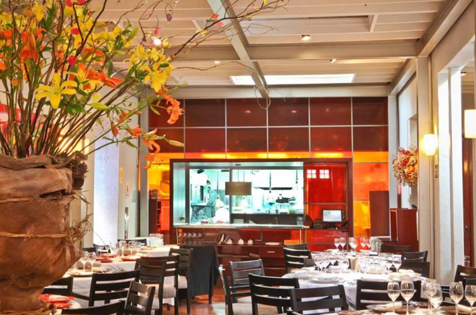Um dos melhores restaurantes do mundo, Astrid y Gastón, está localizado em Lima - a cidade é internacionalmente conhecida por sua excelência gastronômica
