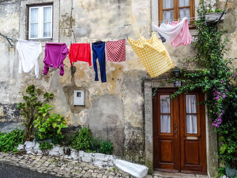 Fachada em Sintra