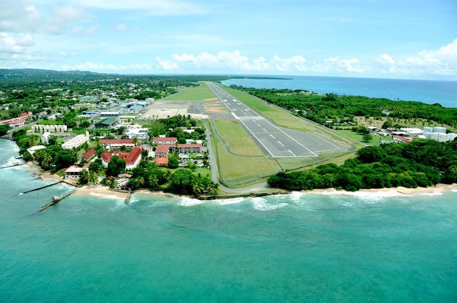 Aeroporto Internacional de Tobago