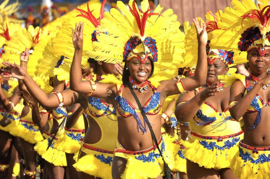 Carnaval em Tobago