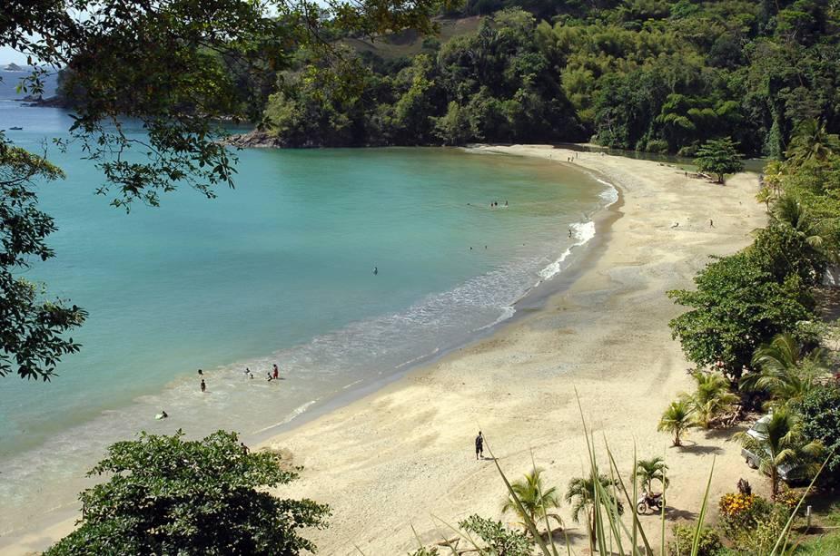 Praia da Baía Sangrenta, Tobago