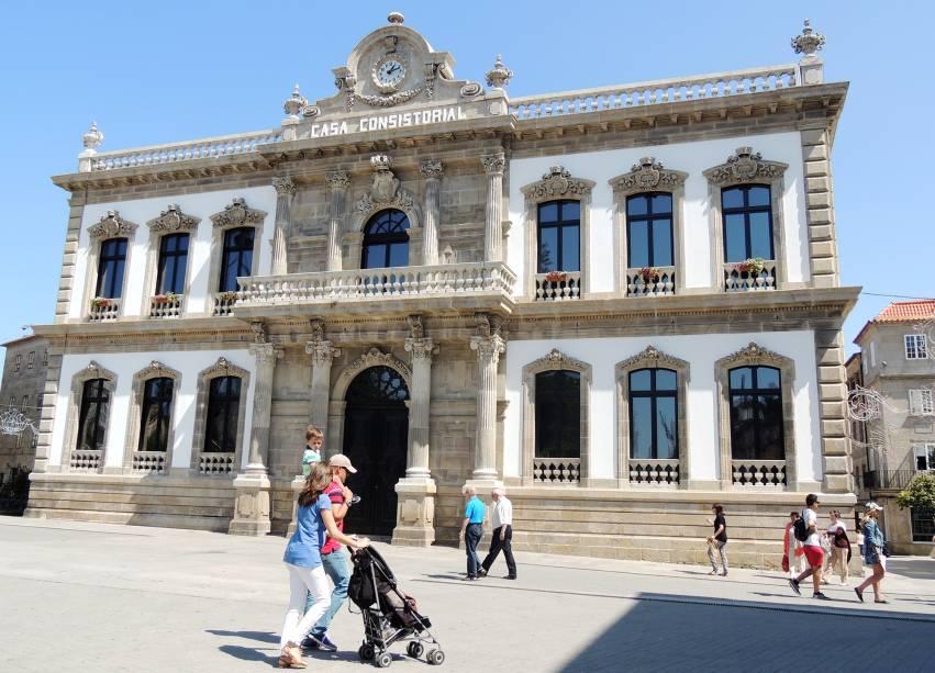 Câmara Municipal de Pontevedra