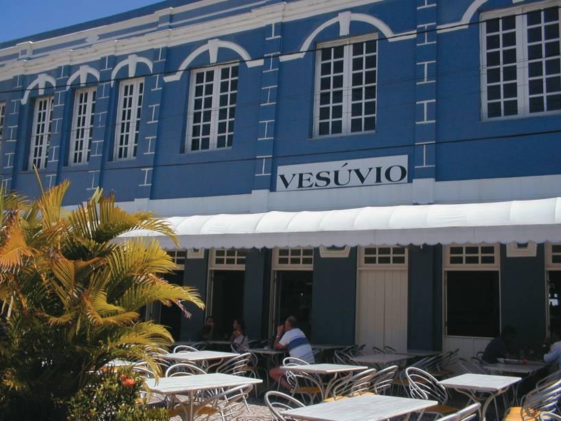"""O bar Vesúvio, famoso na novela """"Gabriela cravo e canela"""" promove encenação do livro, às terças-feiras, às 21h"""