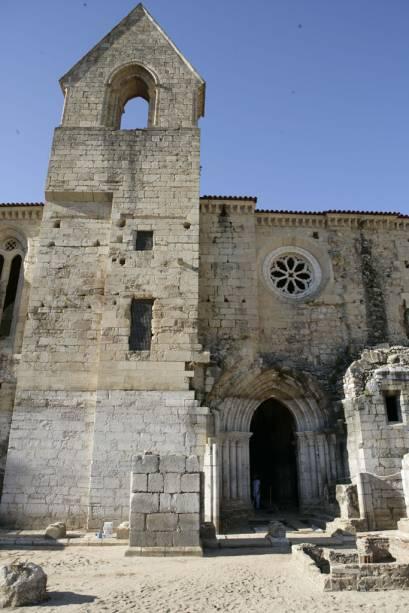 Mosteiro de Santa Clara - Antigamente viveu um período gótico de 1330, quando viviam as freiras da pobre Chiara.