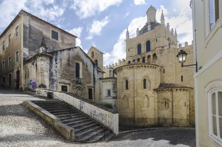 Arredores da Sé de Coimbra