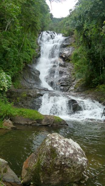 5 cascatas das Estelas