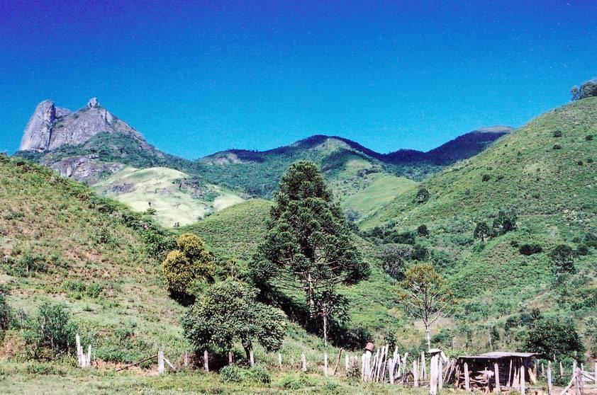 Pedra Selada tem 1.755 metros de altura