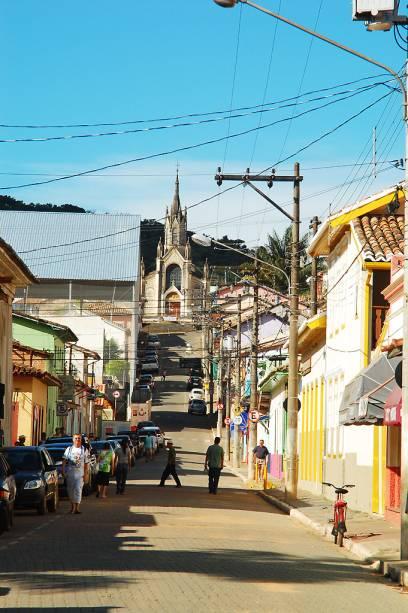 A parte central da área urbana foi classificada pelo Conselho de Defesa do Património Histórico, Arqueológico, Artístico e Turístico (Condephaat) em 1982.