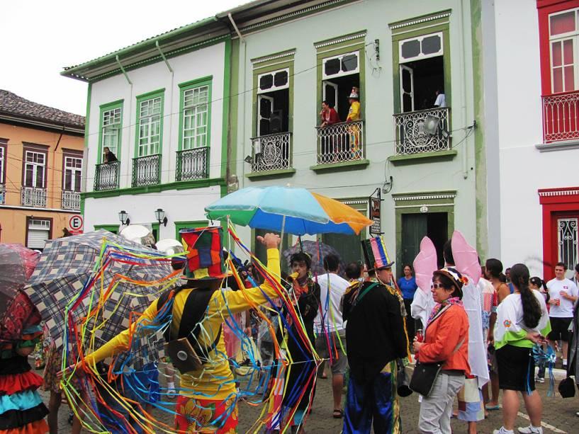 Em São Luiz do Paraitinga, as Marchinhas são perfeitas para quem busca fugir do Axé club durante o carnaval.