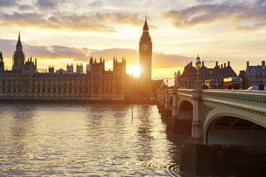 Hoje, o Palácio de Westminster é um dos marcos de Londres (Foto: iStock)