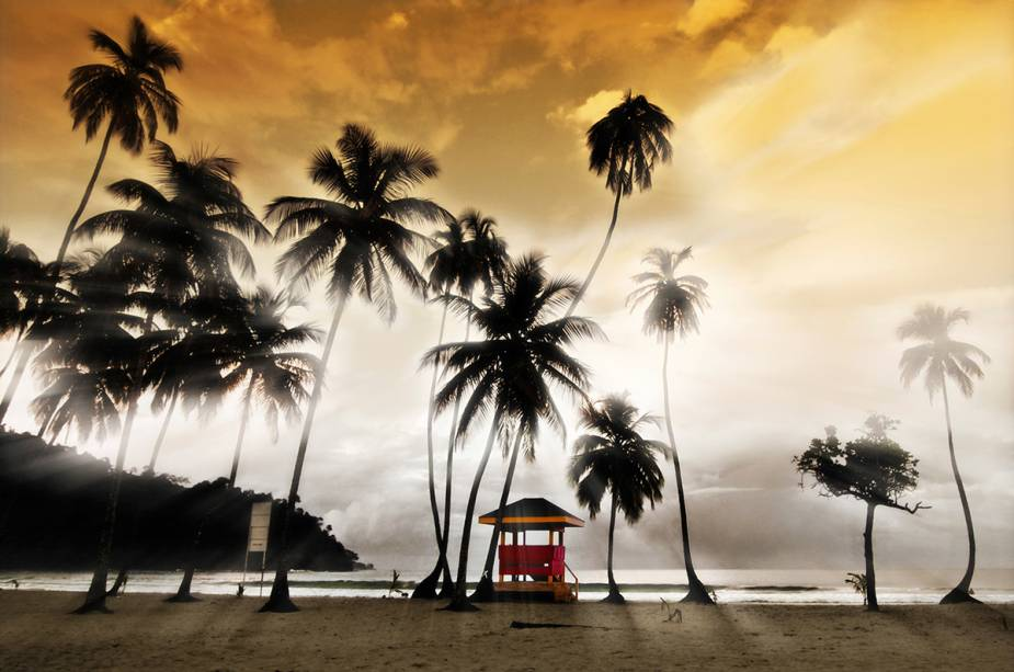 Maracas é considerada uma das melhores praias da capital.  De Porto Espanha a Maracas leva cerca de uma hora de carro