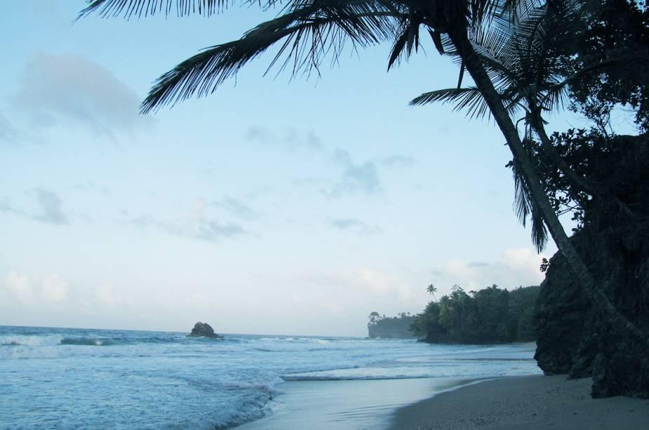 Praia La Blanchisseuse, Trinidad