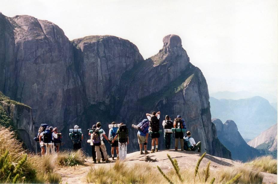 Trekking no Parque Nacional da Serra dos Órgãos
