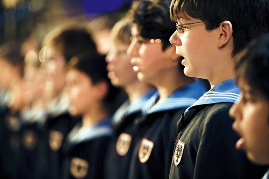 Coro de Cantores de Meninos de Viena