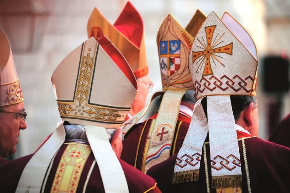 Festa de San Brás, santo padroeiro de Dubrovnik