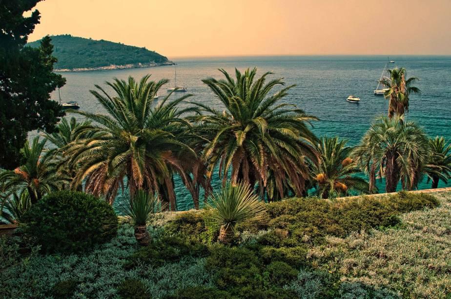 Beira-mar de Dubrovnik