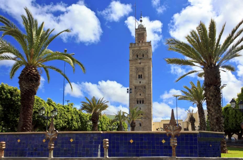 A arquitetura de Casablanca é inspirada na cidade de Marselha.  Aqui você pode encontrar facilmente edifícios e monumentos construídos em Art Déco ou Art Nouveau