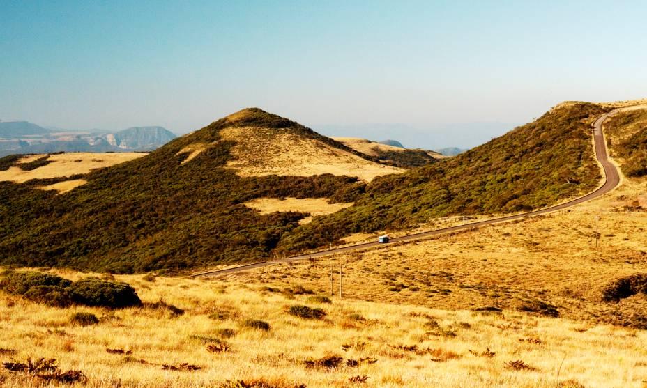 O Parque Nacional de São Joaquim, na periferia da cidade, possui mais de 50 mil hectares de área protegida