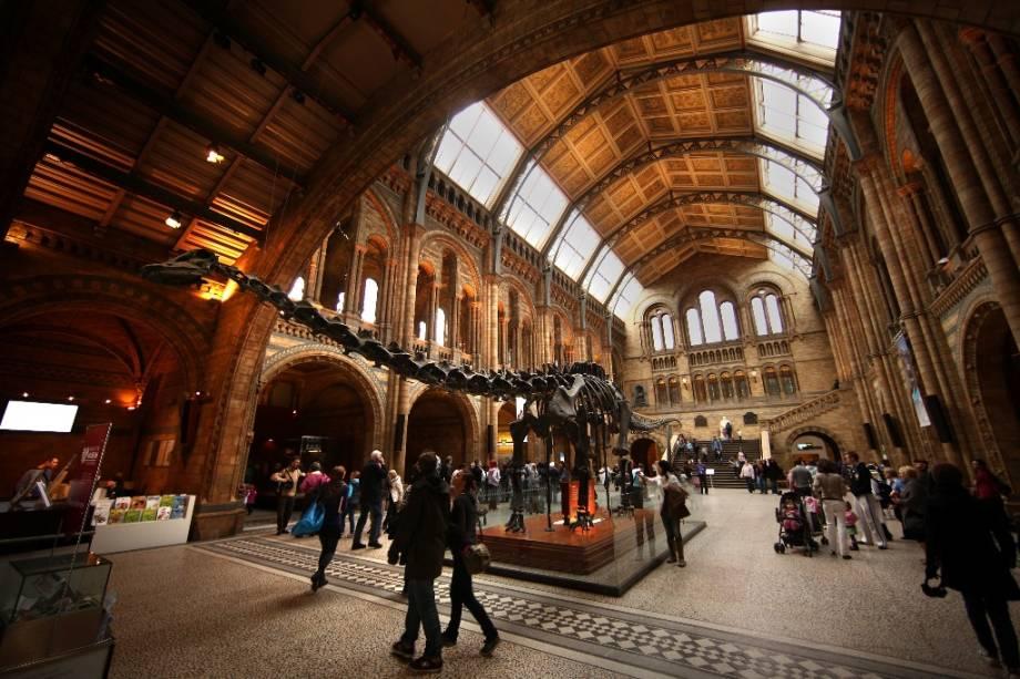 Museu de História Natural, Knightsbridge, Londres