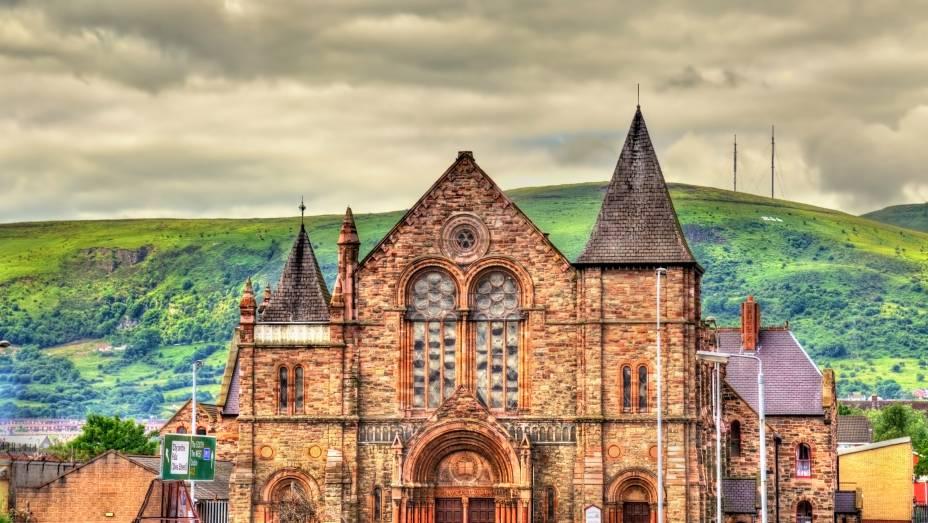 A igreja de St Presbyterian Townsend é uma igreja pombiteriana de 1833 que impressiona pela sua beleza