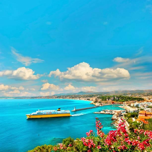 Nice é um dos destinos turísticos mais completos da região