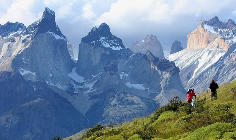 """vocês """"chifres"""" de Torres del Paine"""