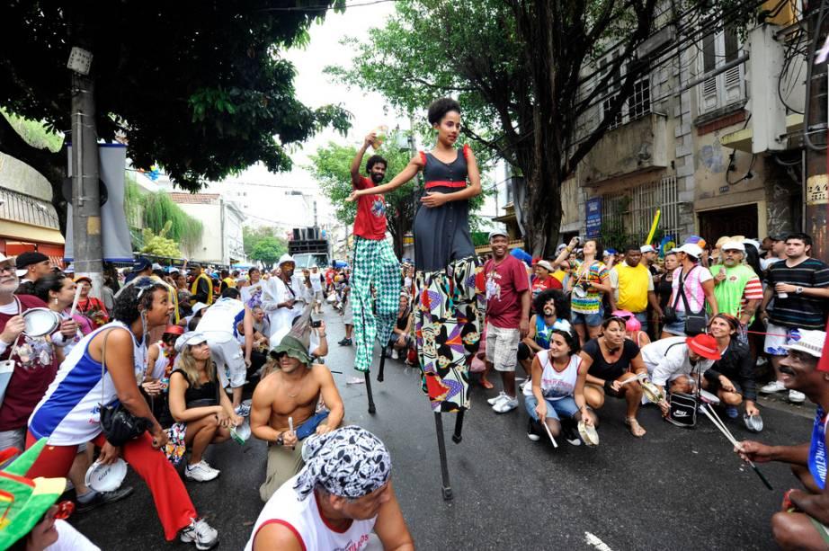 Bloco do Barbas em Botafogo