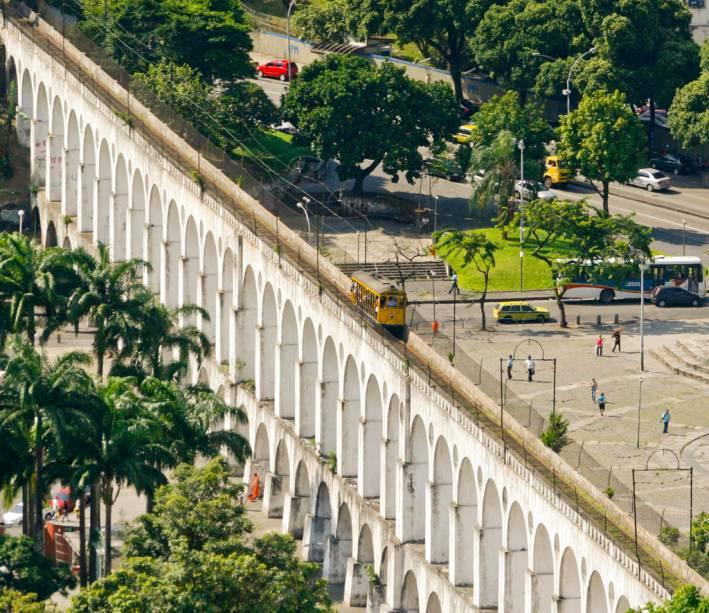 Teleférico do Arco da Lapa