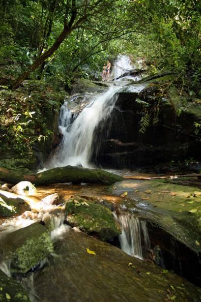 O Parque Nacional da Tijuca tem ciclovia, cachoeira, áreas para piquenique e mais de 100 trilhas para caminhadas