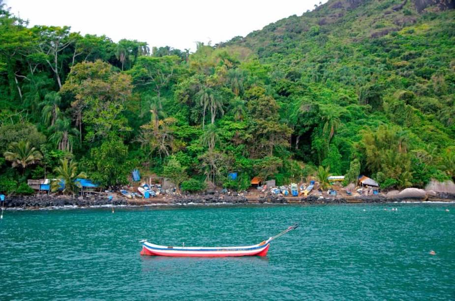 São Sebastião (SP), ilha de Montão de Trigo