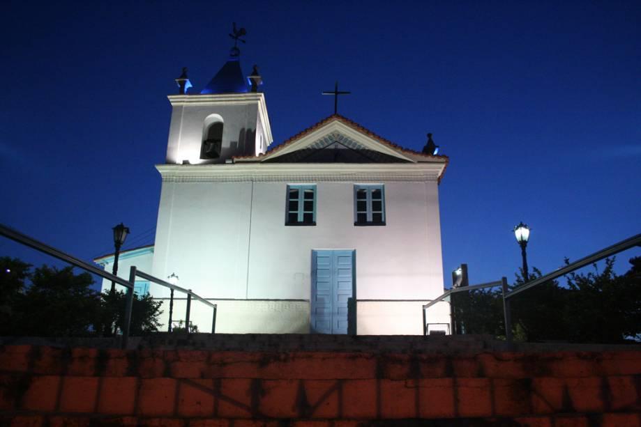 Igreja Nossa Senhora dos Remédios na Praia dos Anjos