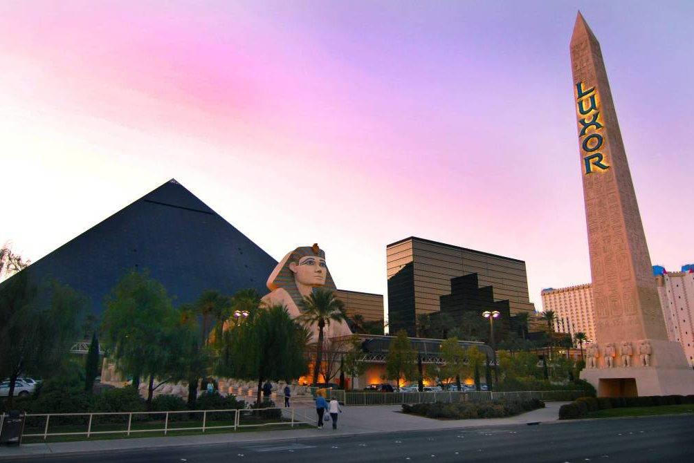 Luxor, Las Vegas, Estados Unidos