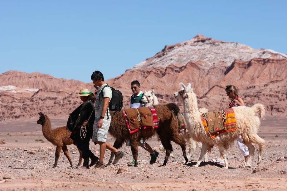 Em San Pedro você pode aprender um pouco mais sobre a cultura Atacama.
