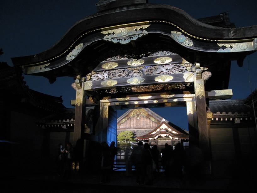 Portão do Castelo Nijo