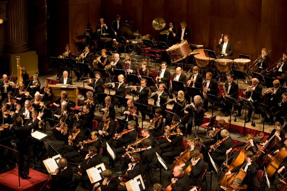 Teatro Alla Scala em Milão, templo da música clássica