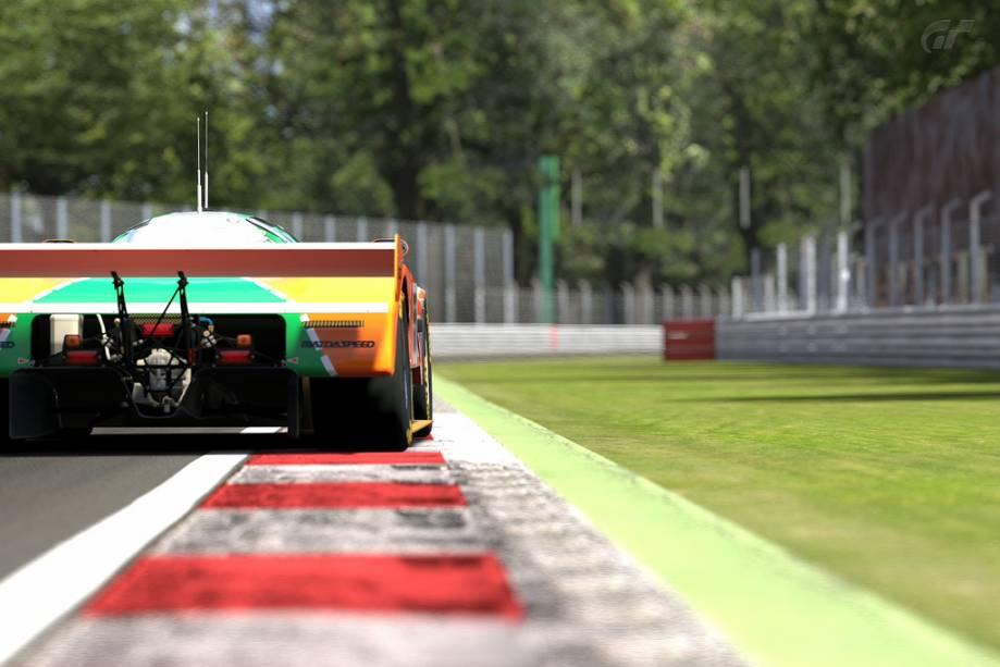 O Hipódromo de Monza é um carrossel popular nos arredores de Milão