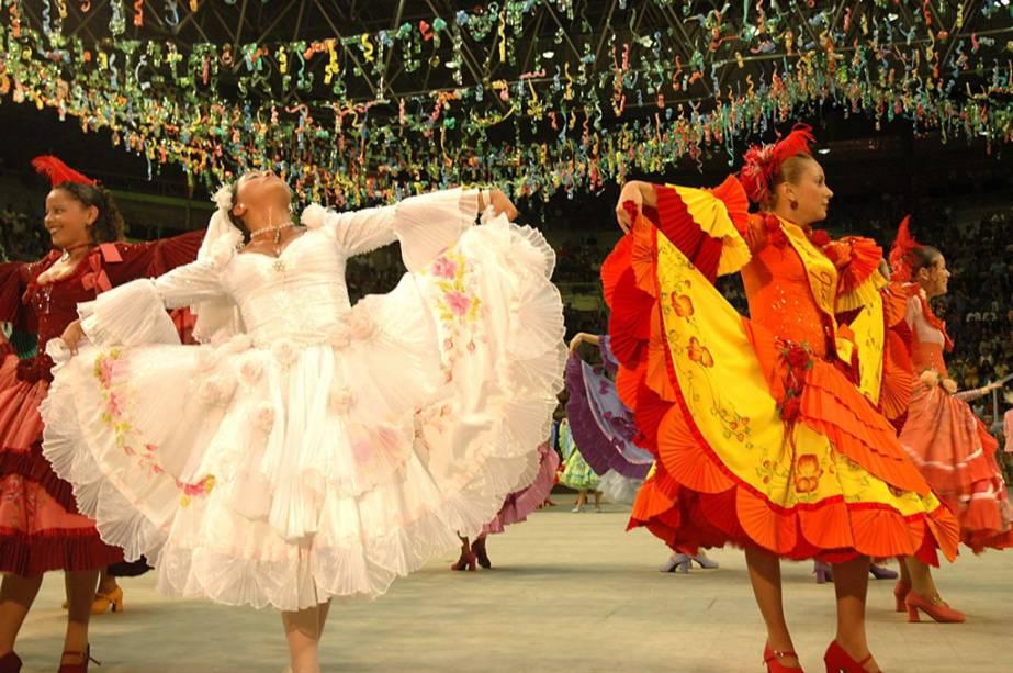 Festa da Quadrilha Junina muda Natal para o Rio Grande do Norte